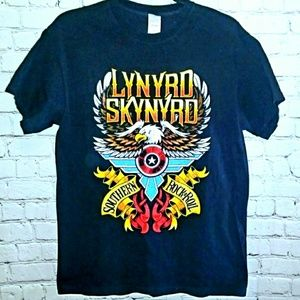 Lynrd Skynrd Last of the Street Survivors tshirt